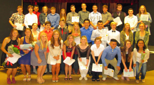 2015 Seaside Scholarship Award Winners
